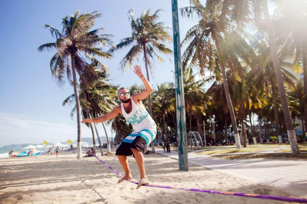 zaspokajanie potrzeb dziecka wyjazdy wakacyjne pod palmami
