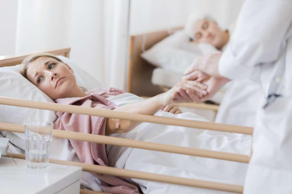 brak współżycia a choroba małżonka