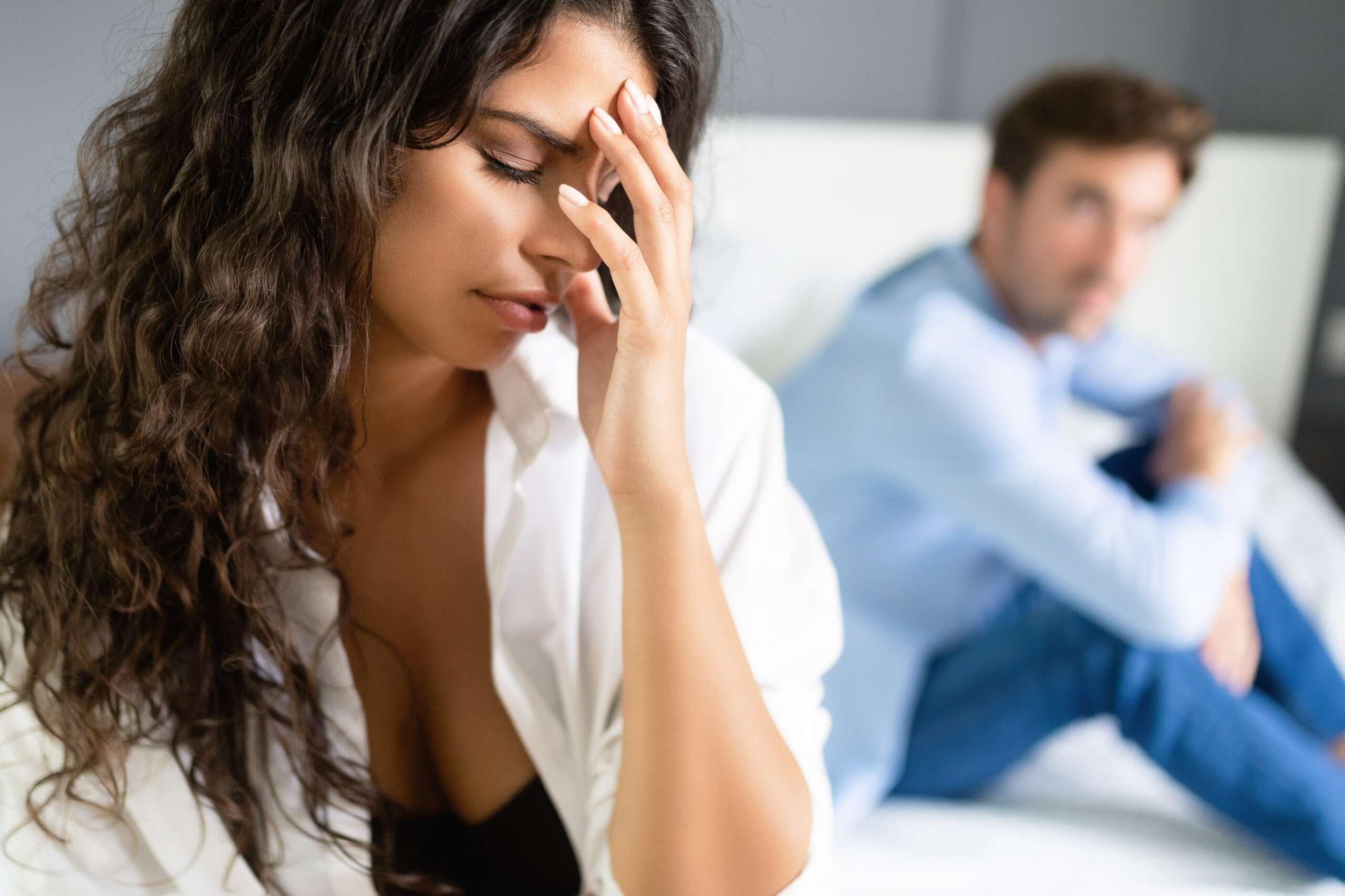 brak współżycia w małżeństwie