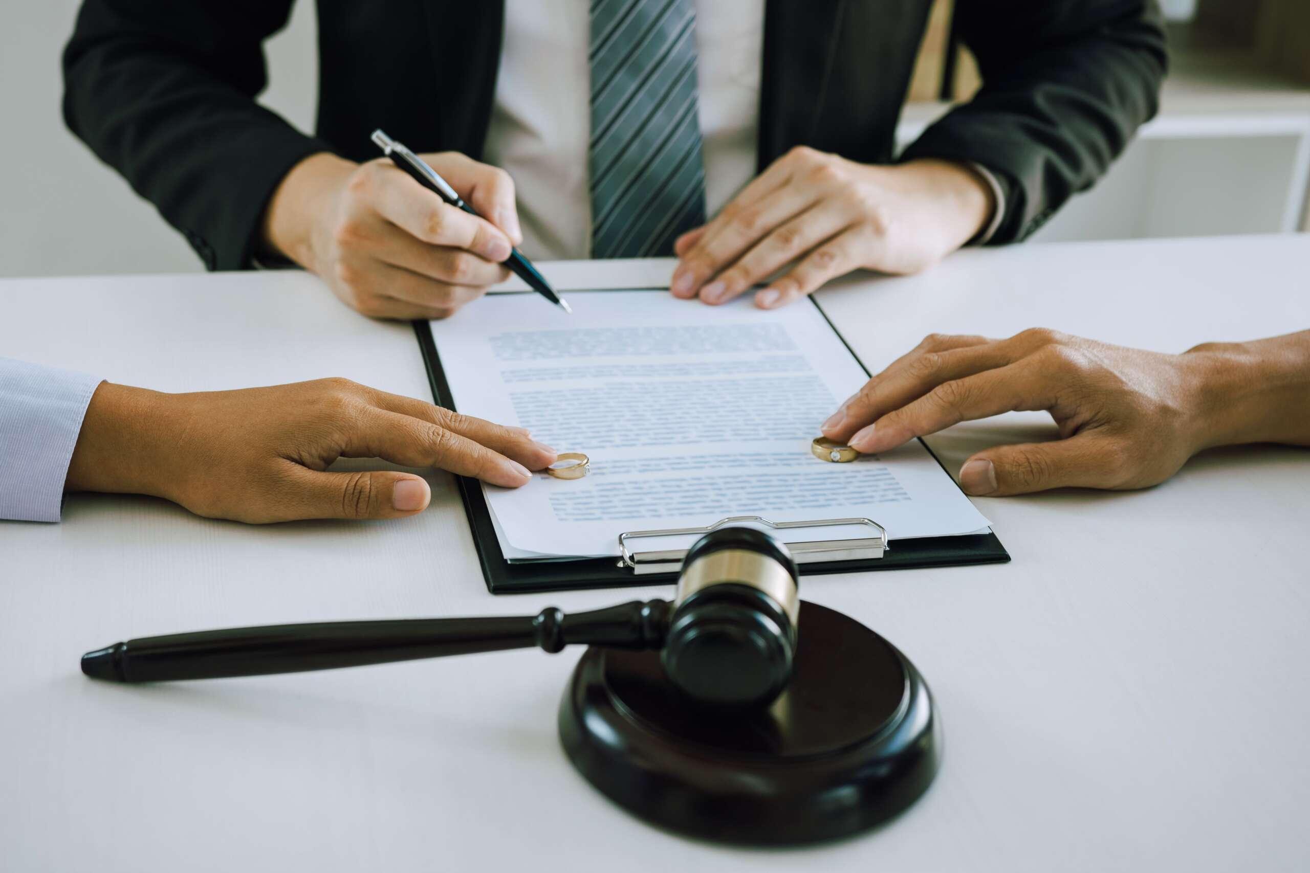 o co pyta sędzia na rozprawie rozwodowej